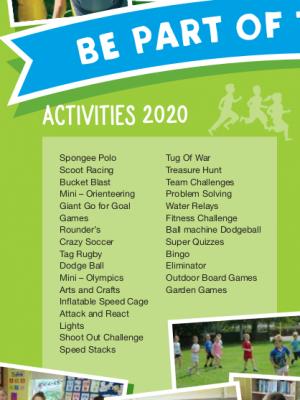 Activities2020